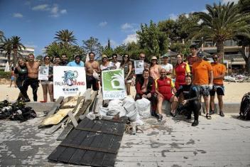 """El Hotel Son Caliu Spa Oasis se ha unido al movimiento europeo """"Let's Clean Up Europe"""""""