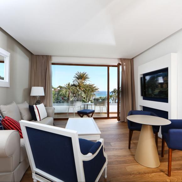 Suite Frontal Sea Views