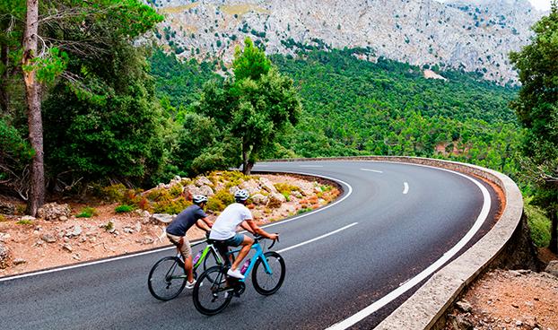 ciclismo-mallorca-montaña-carretera